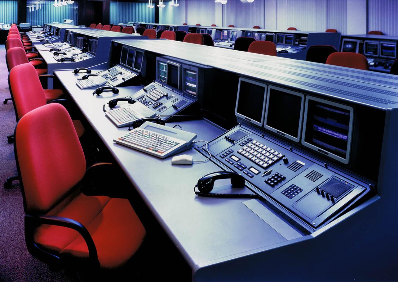 SBFI Trading desks - heritage photo