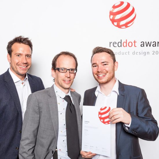 Arc Monitor Arm wins Red Dot Product Award